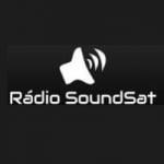 Logo da emissora Rádio Soundsat