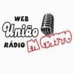 Logo da emissora Rádio União em Cristo