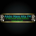 Logo da emissora Rádio Maré Alta