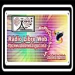 Logo da emissora Rádio Libre Web