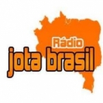 Logo da emissora Rádio Jota Brasil