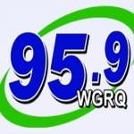 Logo da emissora WGRQ 95.9 FM