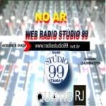 Logo da emissora Web Rádio Studio 99