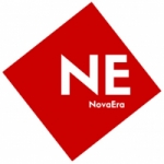Logo da emissora Web Rádio Nova Era