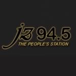 Logo da emissora WJZD 94.5 FM