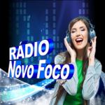 Logo da emissora Rádio Novo Foco
