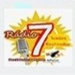 Logo da emissora Rádio Sete Web