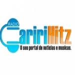 Logo da emissora Rádio Cariri Hitz
