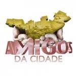 Logo da emissora Amigos da Cidade