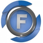 Logo da emissora Rádio Farol 106.7 FM