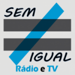 Logo da emissora Sem Igual Rádio
