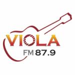 Logo da emissora Rádio Viola 87.9 FM