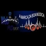 Logo da emissora Rádio RDMIX