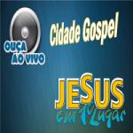 Logo da emissora Multicanal Cidade Gospel