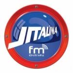 Logo da emissora Rádio Jitaúna 104.9 FM