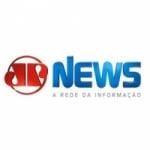 Logo da emissora Rádio Jovem Pan News 1300 AM
