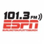 Logo da emissora WCPV 101.3 FM