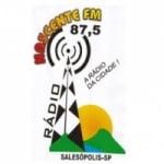 Logo da emissora Rádio Nascente 87.5 FM
