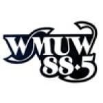 Logo da emissora WMUW 88.5 FM