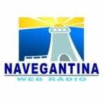 Logo da emissora Rádio Navegantina