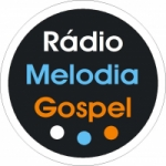 Logo da emissora Rádio Melodia Gospel