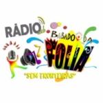 Logo da emissora Rádio Babado da Folia