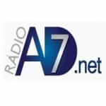 Logo da emissora Rádio AD7