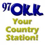 Logo da emissora WOKK 97.1 FM