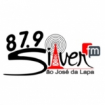 Logo da emissora Rádio Silver 87.9 FM