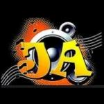 Logo da emissora Rádio J.A