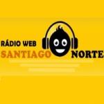 Logo da emissora Rádio Web Santiago do Norte