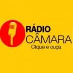 Logo da emissora Rádio Câmara de Jequié