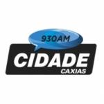 Logo da emissora Rádio Cidade 930 AM