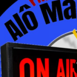 Logo da emissora Rádio FM Alô Maranhão