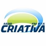 Logo da emissora Rádio Criativa 87.5 FM