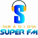 Logo da emissora Super FM