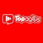 Logo da emissora Top Agitus