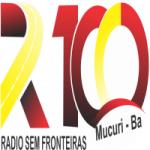 Logo da emissora Rádio 100