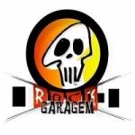 Logo da emissora Rock Garagem