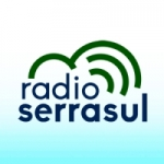 Logo da emissora Rádio Serrasul