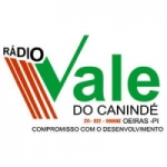 Logo da emissora Radio Vale do Canindé 990 AM