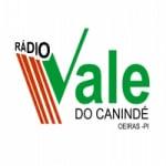 Logo da emissora Radio Vale do Canindé 990 AM