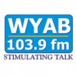 Logo da emissora WYAB 103.9 FM