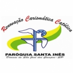 Logo da emissora Web Rádio Paróquia Santa Inês