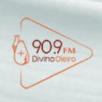 Logo da emissora Rádio Divino Oleiro 90.9 FM