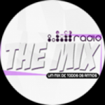 Logo da emissora Rádio The Mix