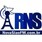 Logo da emissora Rádio Nova Sião FM