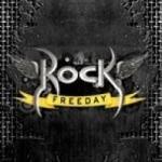 Logo da emissora Rock Freeday