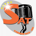 Logo da emissora Rádio Sat Web
