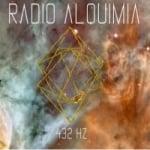 Logo da emissora Rádio Alquimia